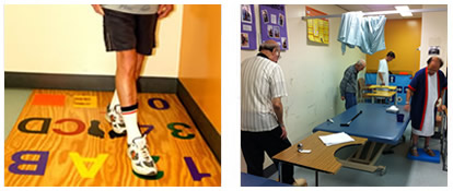 The StrokeEd Collaboration conducts stroke rehabilitation